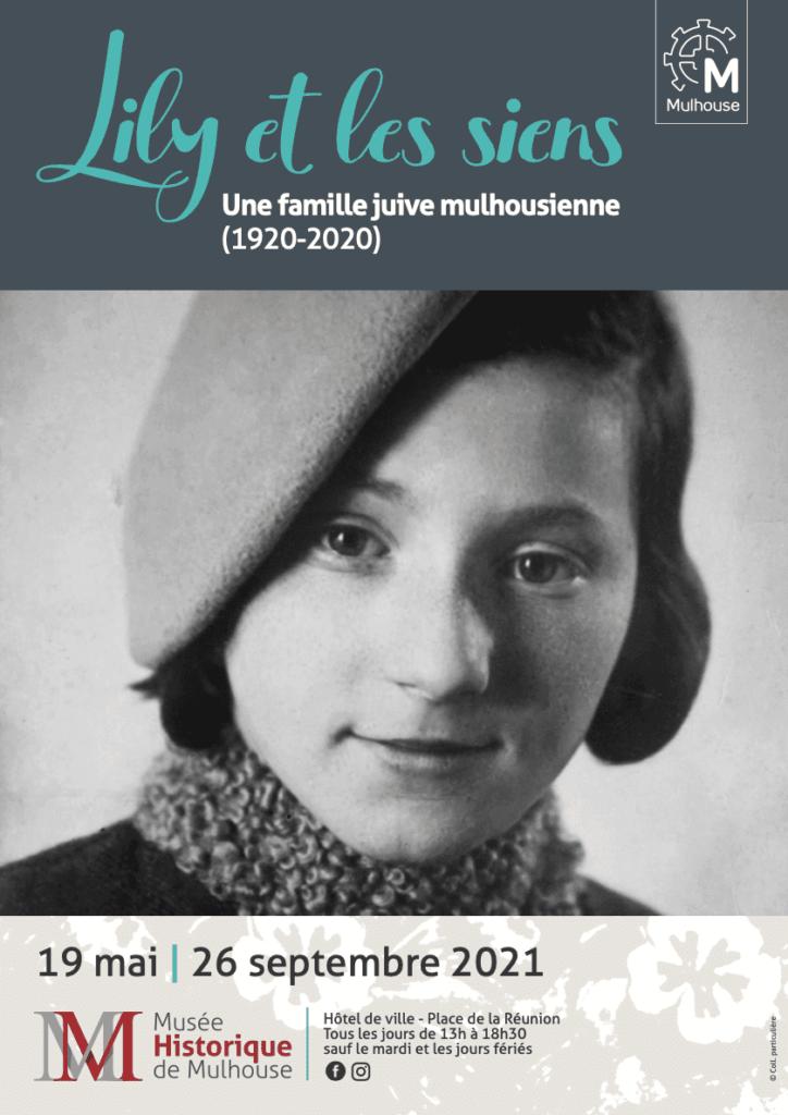 Exposition Lily et les siens, une famille juive mulhousienne