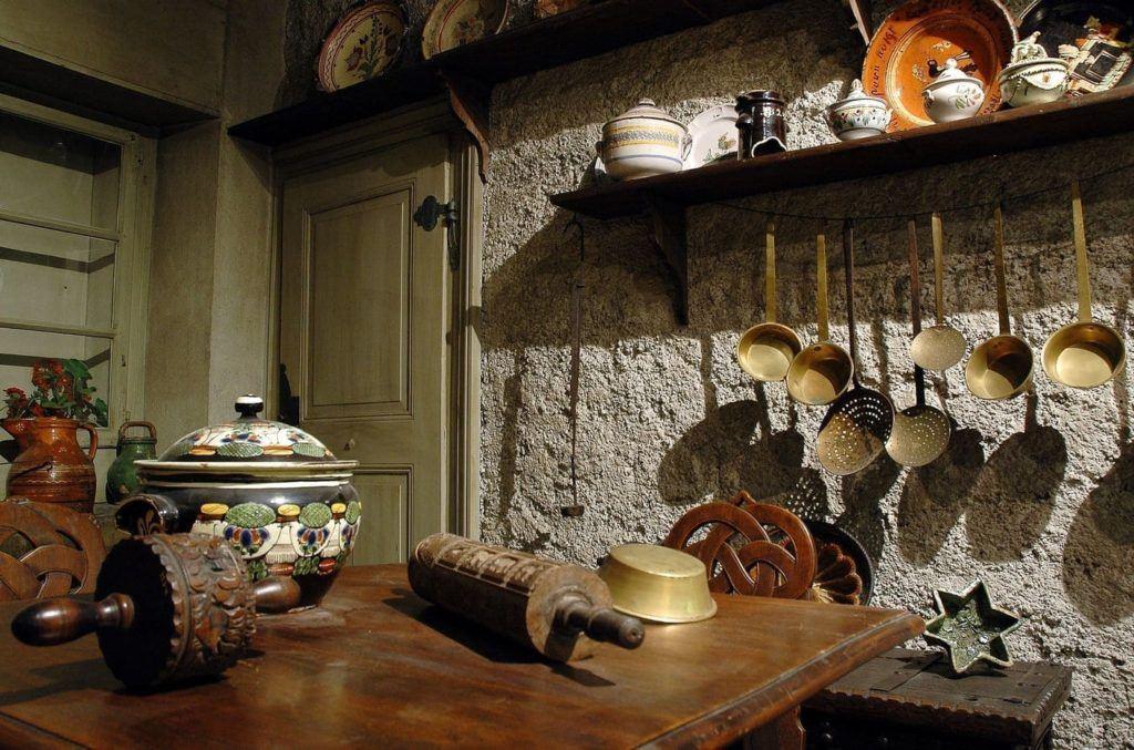 Musée historique - Cuisine du Sundgau ©Kempf