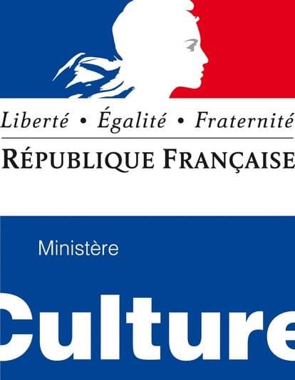 Logo République française - ministère de la culture